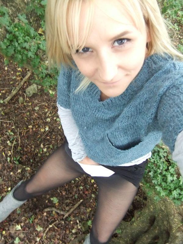 used panties best friend in the woods 13